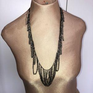 BCBG statement necklace